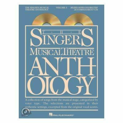 The Singer's Musical Theatre Anthology - Volume 3 - Mezzo-Sopran