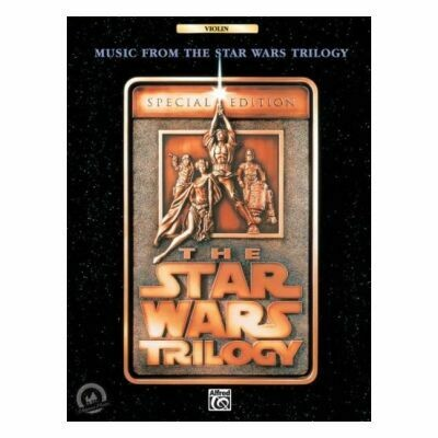 The Star Wars Trilogy for Violin