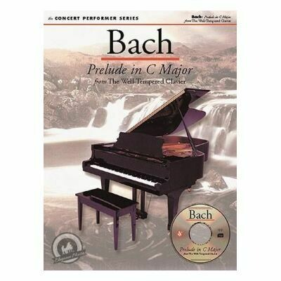 Bach: Prelude in C Major for Piano
