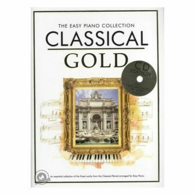 Easy Piano Collection Classical Gold (CD Edition)