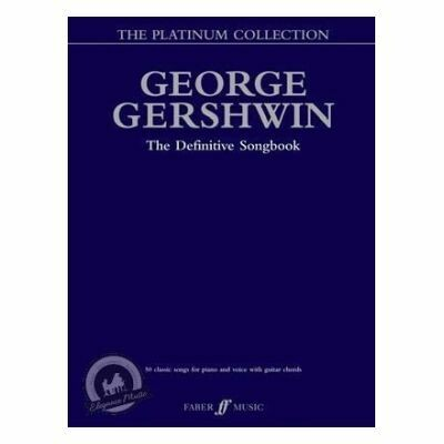 George Gershwin: The Definitive Songbook PVG