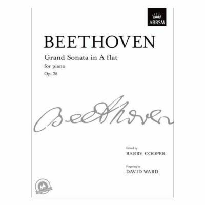 Ludwig Van Beethoven: Grand Sonata In A Flat Op.26