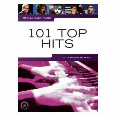 Really Easy Piano: 101 Top Hits