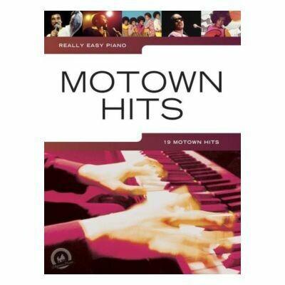 Really Easy Piano: Motown Hits