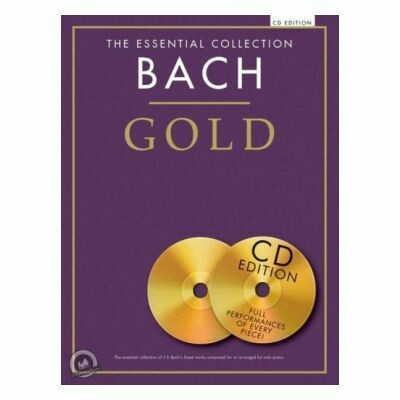 The Essential Collection: Bach Gold