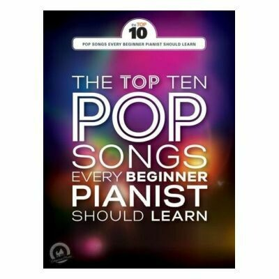 The Top Ten Pop Songs - Every Beginner Pianist Should Learn (PVG