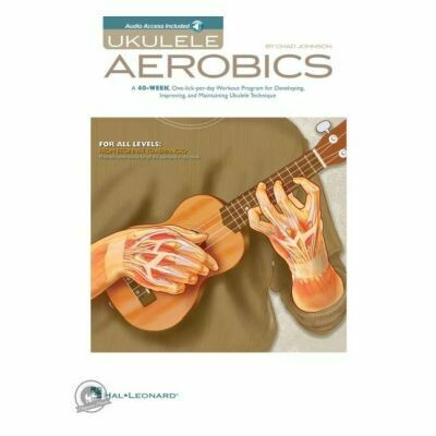 Ukulele Aerobics For All Levels (With Online Audio)