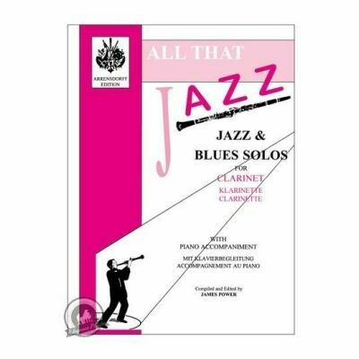 All That Jazz For Clarinet