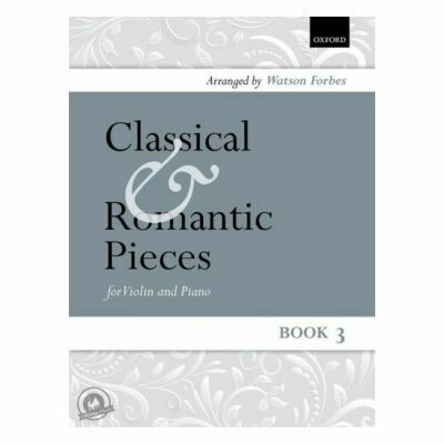 Classical and Romantic Pieces for Violin Book 3 (with Part)
