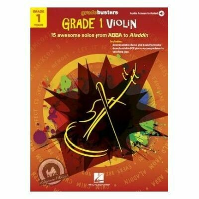 Gradebusters Grade 1 Violin
