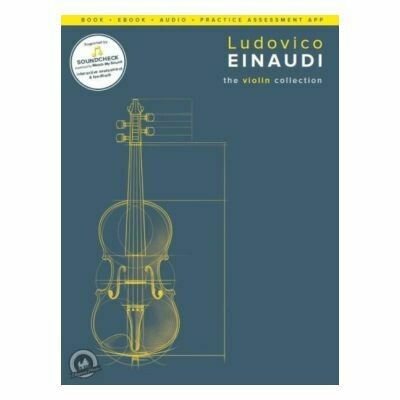 Ludovico Einaudi: The Violin Collection: Violin  (with Audio-Online)