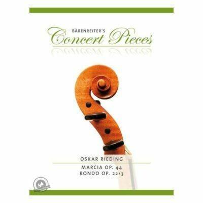 Marcia Op.44 & Rondo Op.22/3 for Violin