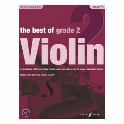 The Best of Violin - Grade 2 (with CD)