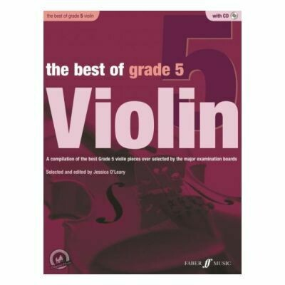 The Best of Violin - Grade 5 (with CD)