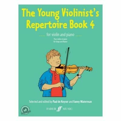 The Young Violinist's Repertoire 4