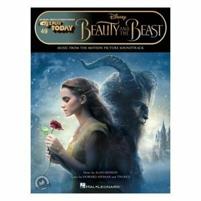 Beauty and the Beast: E-Z Play Today for Keyboard