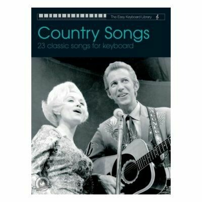 Easy Keyboard Library - Country Songs