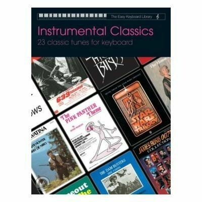 Easy Keyboard Library - Instrumental Classics