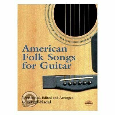 American Folk Songs For Guitar