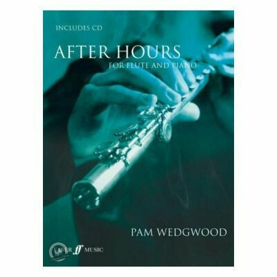 After Hours for Flute (with Online Audio)