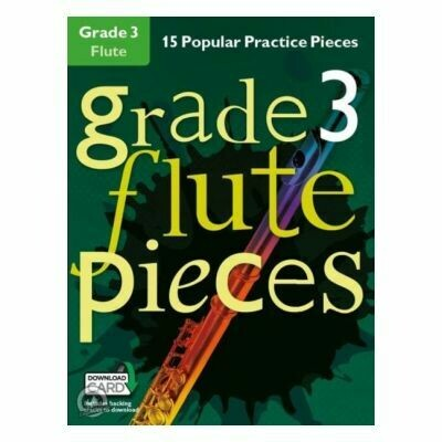 Grade 3 Flute Pieces (with Audio-Online)