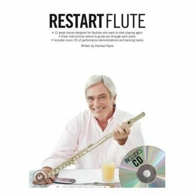 Restart Flute (with CD)