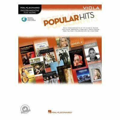 Popular Hits - Viola