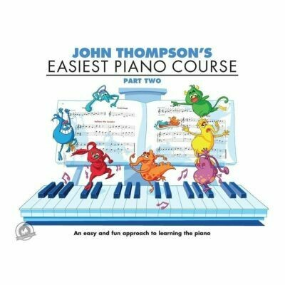 John Thompson's Easiest Piano Course 2