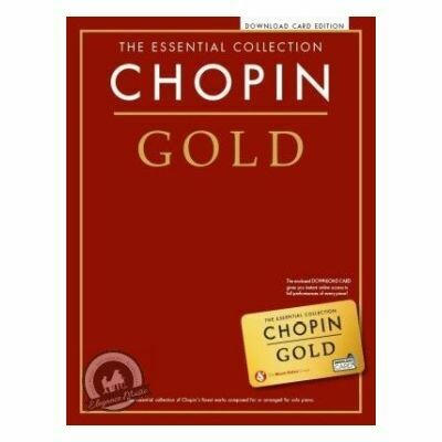 The Essential Collection: Chopin Gold (with Online Audio)