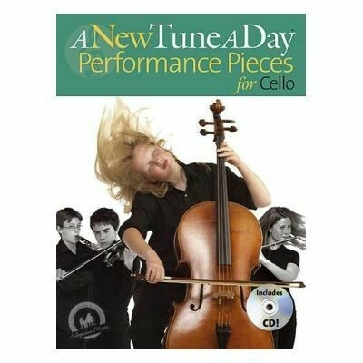 A New Tune A Day: Performance Pieces (Cello)