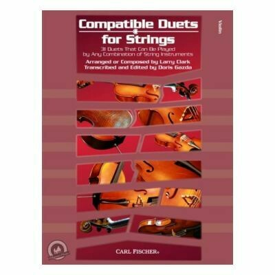 Compatible Duets for Violin