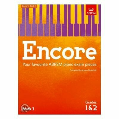 Encore: Piano Book 1 (Grades 1 & 2)