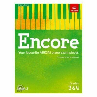 Encore: Piano Book 2 (Grades 3 & 4)