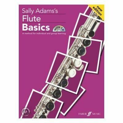 Flute Basics (with CD)