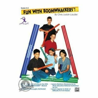 Fun With Boomwhackers Grades K-8