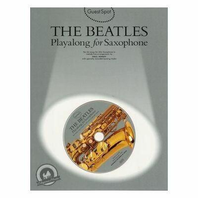 Guest Spot - The Beatles For Alto Saxophone