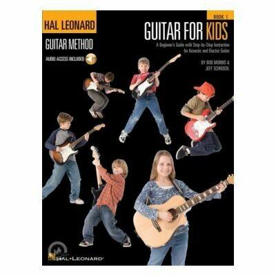 Hal Leonard: Guitar For Kids