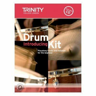 Introducing Drum Kit (book-CD)