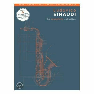 Ludovico Einaudi: The Saxophone Collection (with Online Audio)