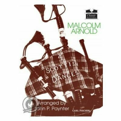 Malcolm Arnold: Four Scottish Dances