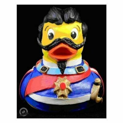 Rubber Duck - Bavarian King Ludwig