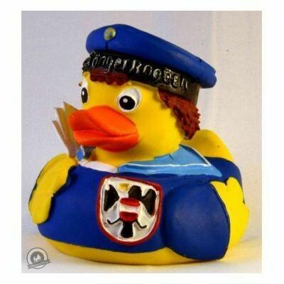 Rubber Duck - Wiener Saengerknaben Blue Jacket