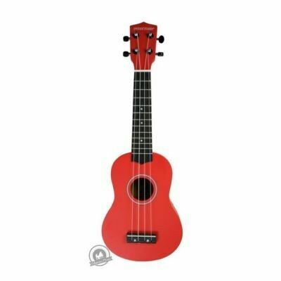 Soprano Ukulele Red Pack KUS15
