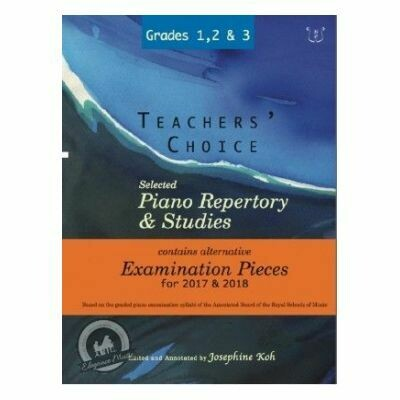 Teachers' Choice 2017 and 2018 Grades 1 To 3