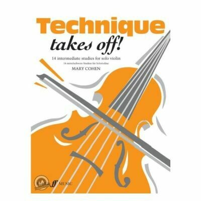 Technique Takes Off for Violin