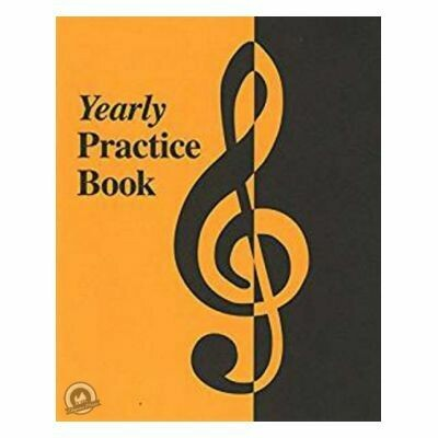 Yearly Practice Book - A5