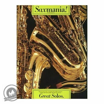Saxmania! Great Solos