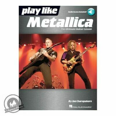 Play like Metallica (The Ultimate Guitar Lesson)
