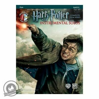 Harry Potter Instrumental Solos (Flute)