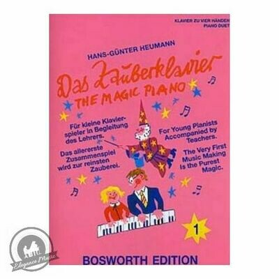 Das Zauberklavier - The Magic Piano 1